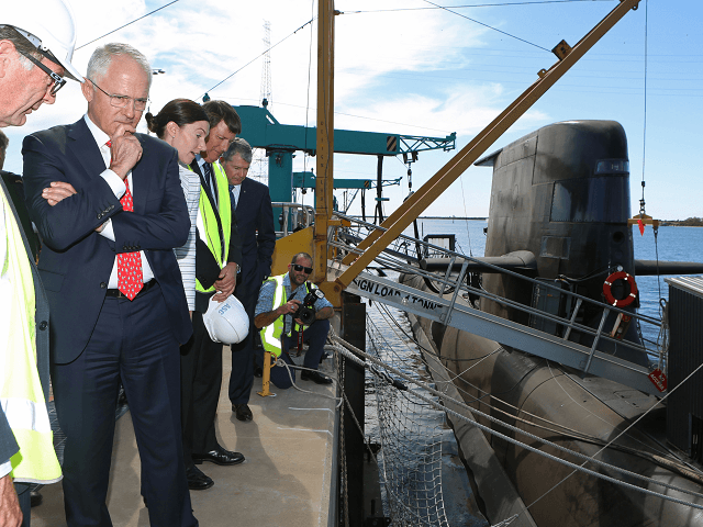 Australia, France Sign Deal to Build 12 Advanced Submarines for Canberra