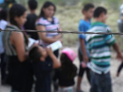 Border Apprehensions Up 132 Percent over Last Year