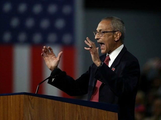 John Podesta Still Complaining About Popular Vote