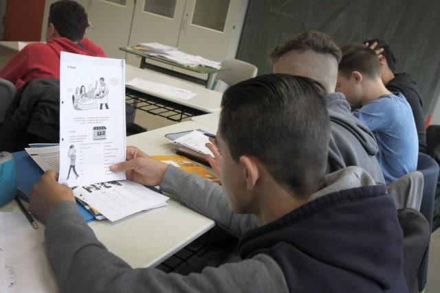 GERMANY-EUROPE-MIGRATION-EDUCATION-CHILDREN