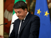 Populists Cheer as Italy's Renzi Packs His Bags