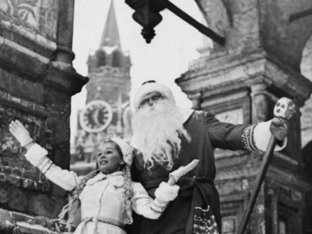 Grandfather Frost and the Snow Maiden, Moscow 1968