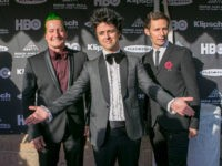 Green Day at Rock and Roll Hall of Fame Inductions