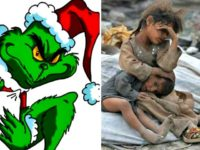 Grinch and Needy Children