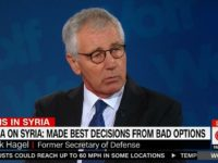 Hagel: Trump Is an 'Embarrassment' — He 'Let Down' Veterans, 'He Let Down Our Country'