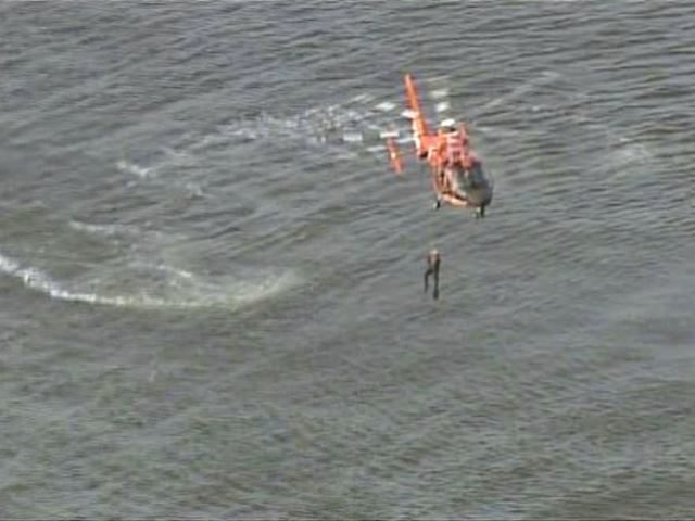 Helicopter crash search - KHOU
