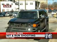 Hit and Run Shooting-Hummer