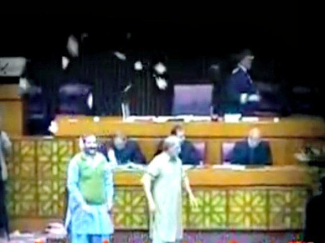 Islamabad Parliament-December 14, 2016-