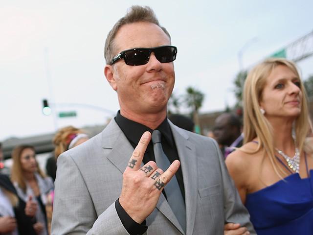 James Hetfield Left San Francisco to Escape 'Elitist ...