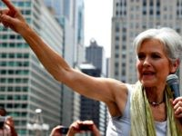 Jill Stein armpit AP
