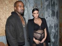Kardashian-Kanye-West-Pregnant-12-22-2016-Getty (Larry Busacca / Getty)