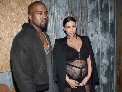 Kardashian-Kanye-West-Pregnant-12-22-2016-Getty (Larry Busacca / Getty)