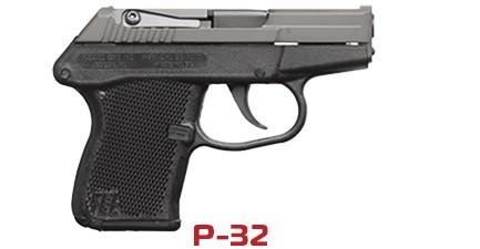 Kel-Tec P32