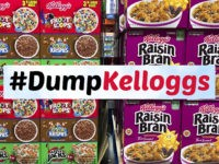 Ace of Spades Backs #DumpKelloggs: It's Time Conservatives Fight Back Against the Left's Bully Tactics