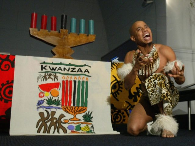 Kwanzaa (Spencer Platt / Getty)