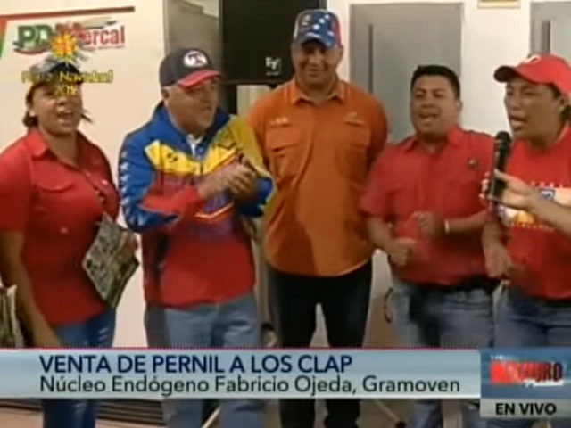 Venezuela's Ration Brigades Sing 'Revolutionary' Christmas Carol About Sinking Currency