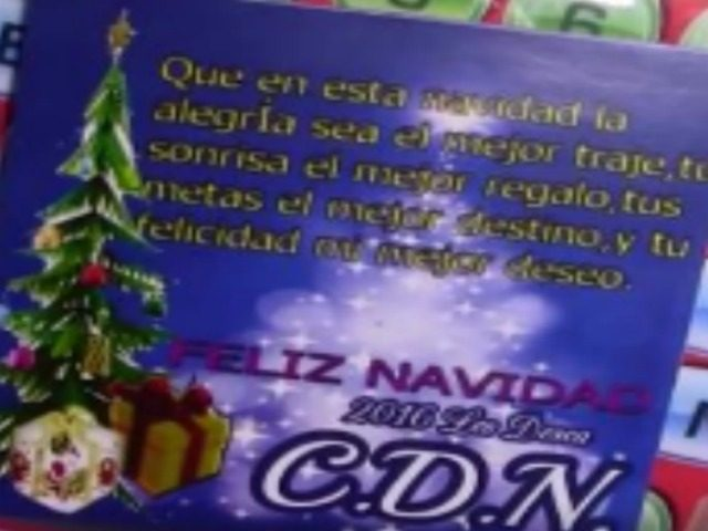 Mexican Border Media Praise Cartel Christmas Toys For Tots