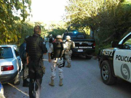Los Zetas grave 1