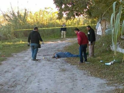 GRAPHIC: Mexican Cartel-Linked Dealer Killed Near Texas Border