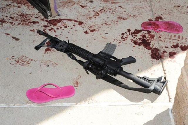 Mass Shooter Weapon