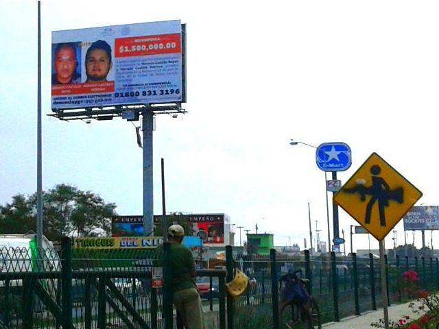 Matamoros Billboard