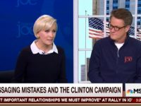 Mika Brzezinski: Hillary Campaign Tried to Get Me 'Pulled Off the Air'