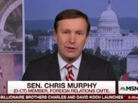 Dem Sen Murphy: Linda McMahon 'Unquestionably Qualified' to Head SBA