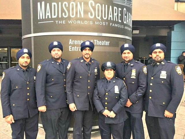 NYPD Sikh Officers Facebook