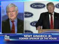 Gingrich: Trump Taiwan Call 'a Good Signal to the World'