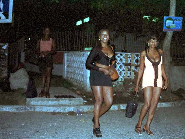 Prostitution In Africa