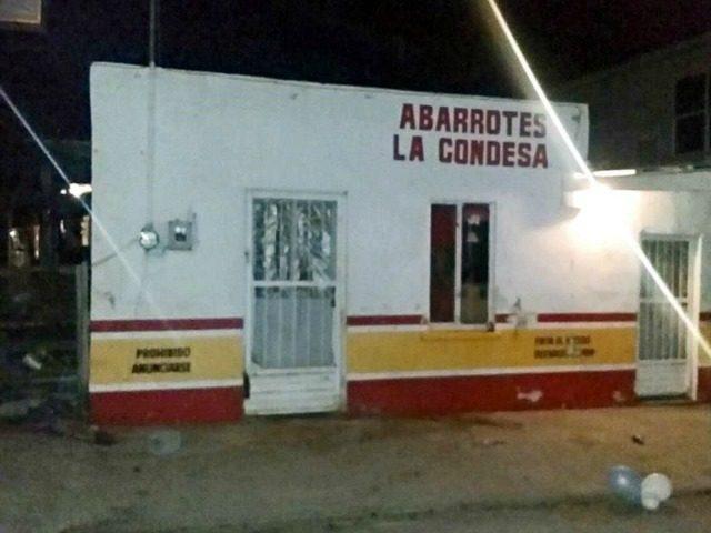Nuevo Leon Murder scene