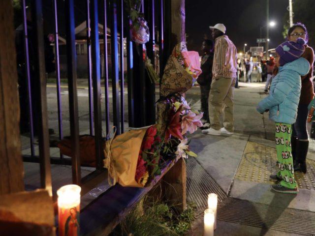 Oakland fire (Marcio Jose Sanchez / Associated Press)