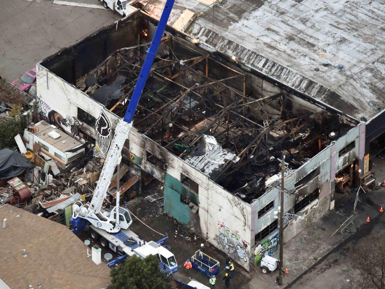 weak inspections system criticized after oakland fire breitbart