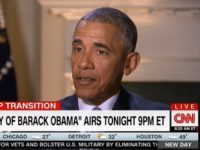 Obama: ISIS' Ability To Launch 'Major Land Offensives,' Wasn't On My Intel 'Radar Screen'