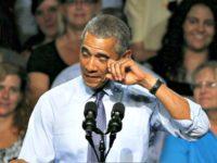 Obama Tear AP