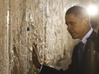 Obama-Western-Wall (Kevin Frayer / Associated Press)