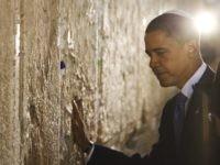 Obama-Western-Wall (Kevin Frayer / Associated Press)