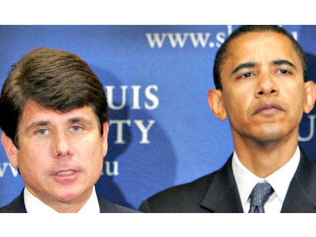rod blagojevich and obama relationship