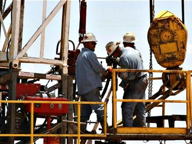 Oil Drilling Oklahoma AP