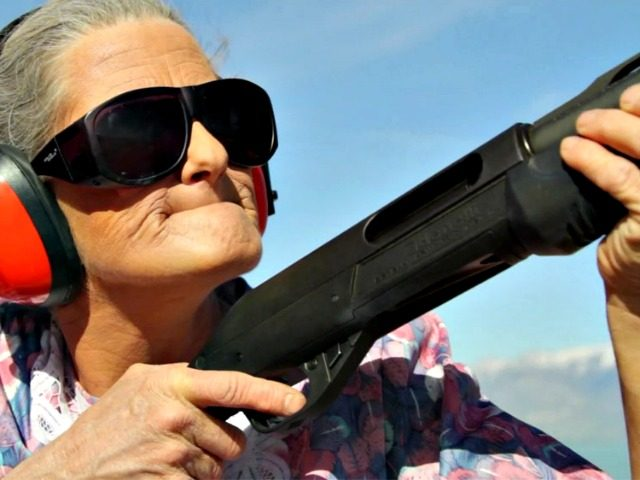 Obama Administration Finalizes Social Security Gun Ban Old-Woman-with-Gun-640x480