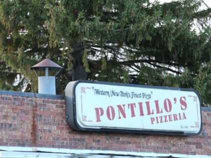 Police: Man Stuck in Pizzeria Oven Vent Arrested on Burglary Charges