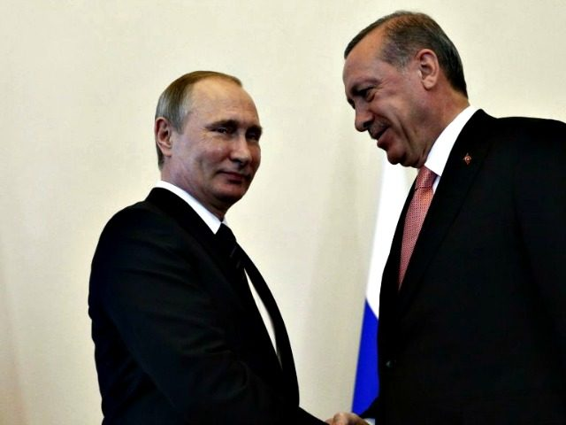 Putin, Erdogan-St. Petersberg-Aug. 9, 2016-AP