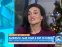 Facebook's Sheryl Sandberg: 'Fake News' Didn't Sway Election