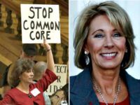 Stop Common Core, Betsy DeVos