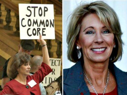 Stop Common Core, Betsy DeVos