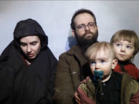 Taliban Video Shows Kidnapped U.S.-Canadian Family