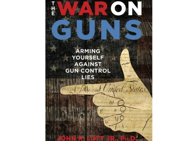 The War on Guns by John Lott Jr.