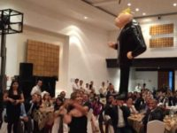 EXCLUSIVE VIDEO: Mexican Senators Beat Trump Piñata, Chant Gay Slur