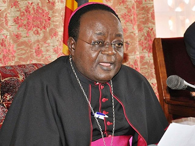 Uganda Bishop