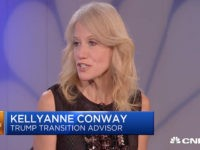 Conway on Trump: With Control of Congress There's 'No Excuse' to Not Get Things Done